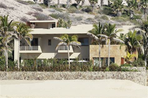 george clooney home george clooney s rental home in cabo zimbio