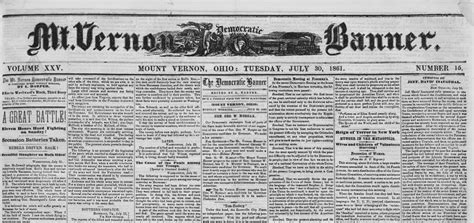 Civil War 1861 Essay by Civil War Newspaper Articles 1861 Isolation Essay