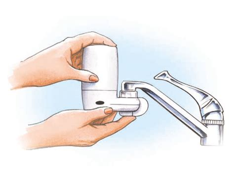 bathroom sink faucet filter water filters for sink faucets