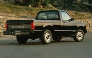 a 1982 s10 pickup truck chevy s10 trucks pinterest