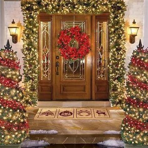 christmas outdoor decorations brilliant ideas of outdoor christmas decorating design