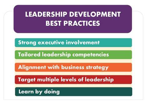 Ge Leadership Development Program Mba by The Best Leadership Programs Free