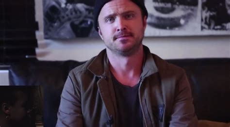 aaron lord aaron paul helps fan propose to girlfriend in engagement