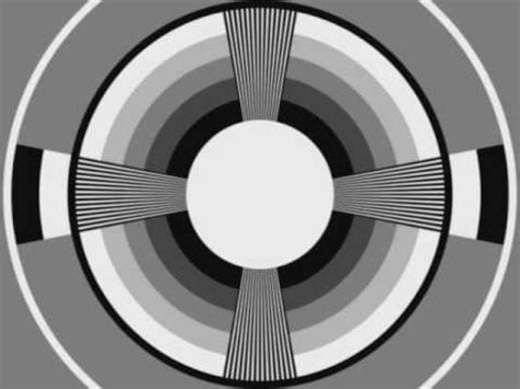 test pattern youtube classic b w test pattern recreations updated youtube