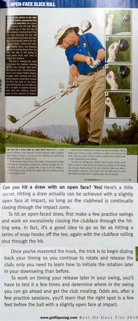 aj bonar golf swing quot the comics quot thread instruction and playing tips the