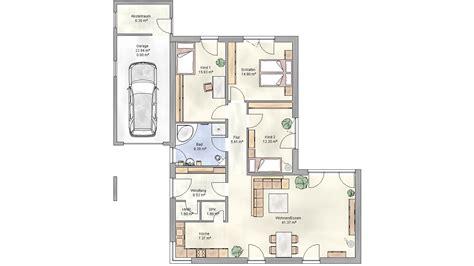 bungalow mit garage grundrisse grundriss bungalow 120 qm mit garage loopele