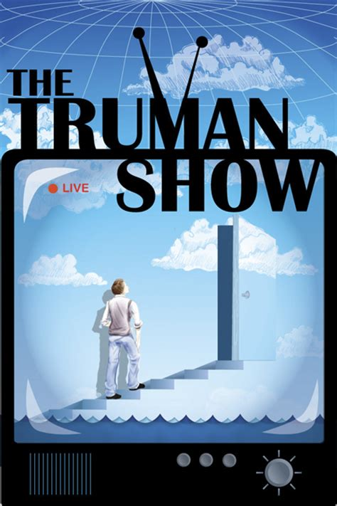 truman show house bpp presents the truman show a musical based on the film bloom magazine
