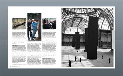 modern architecture magazine modern design magazine 13 on behance