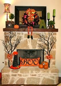 Halloween Fall Decorating Ideas Great Ideas 20 Festive Fall Mantels Tatertots And