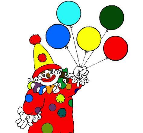 imagenes infantiles globos payasos animados con globos imagui