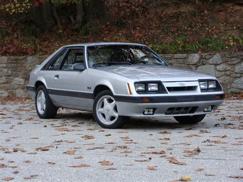 1986 Ford Mustang by Ford Mustang 1986 Www Pixshark Images Galleries