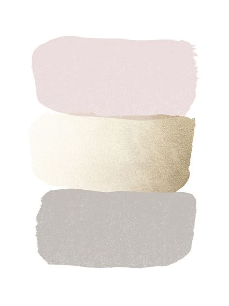 blush gray gold colors labs gray and gold