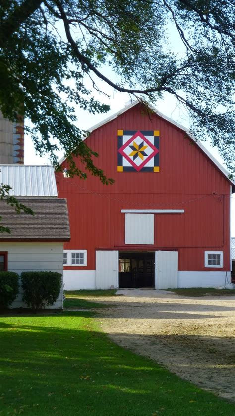 barn quilts rock county wisconsin barn quilt trail