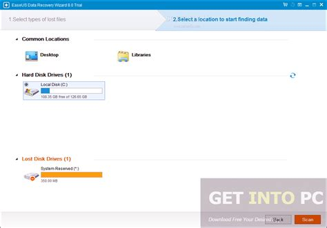 easeus data recovery wizard free edition 5 0 1 full version easeus data recovery wizard 10 5 0 technician edition free