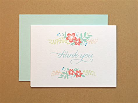 Thank You Card Template Bridal Shower by Bridal Shower Thank You Card 7 Free Psd Vector Ai Eps