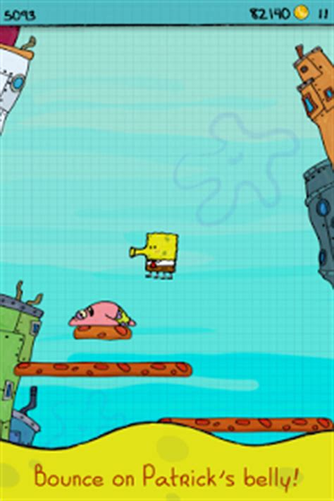 doodle jump free for samsung corby 2 android doodle jump spongebob for samsung