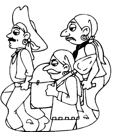 free coloring pages of princess pirate
