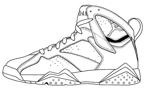 Free Coloring Pages Of Jordan 5 Jordans Coloring Pages