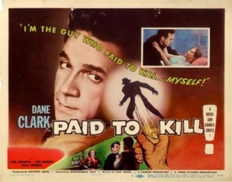 A Place To Kill Imdb Five Days Aka Paid To Kill 1954 Fs Dvdrip X264 Wolfman Sharethefiles
