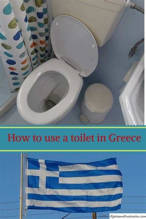 how to use bathroom in flight how to use the toilet in greece and some other countries
