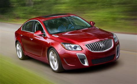 2012 buick regal gs priced from 35 310 - Regal Cars