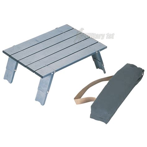 lightweight portable small pack table cing furniture