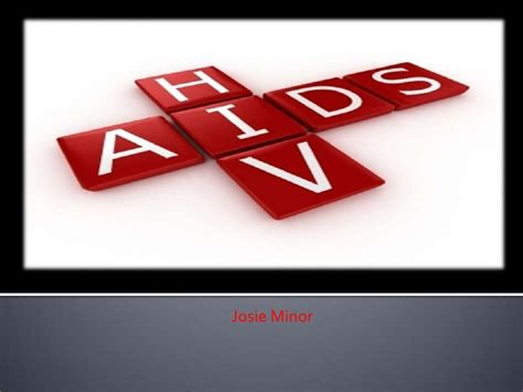 Hiv Aids Powerpoint Aid Powerpoint Slides