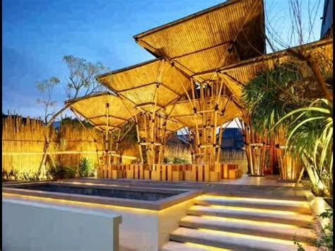 Open Kitchen Island Designs 17 Best Images About Bamboo House On Pinterest Jakarta