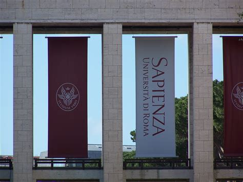 sapienza university of rome in italy master degrees