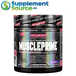 g factor supplement muscleprime factor 266g only at supplementsource ca