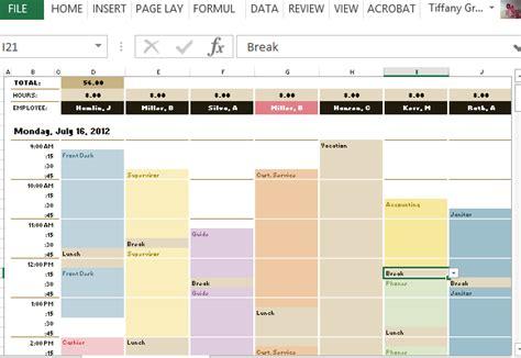 on call rotation spreadsheet calendar template 2016