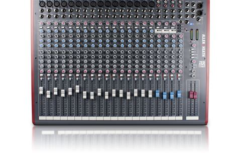 Mixer Audio Allen mixer audio allen heath zed 24