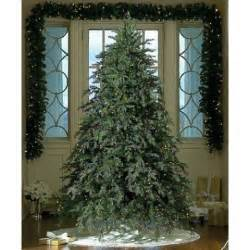 Buy a beautiful pre lit christmas tree at a discount