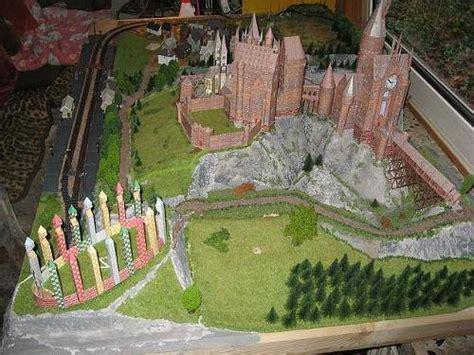 Hogwarts Papercraft - papercraft hogwarts el castillo de harry potter en papel