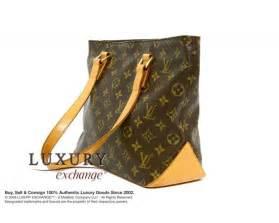 The Cowhide Company Authentic Louis Vuitton Monogram Cabas Piano Tote Bag