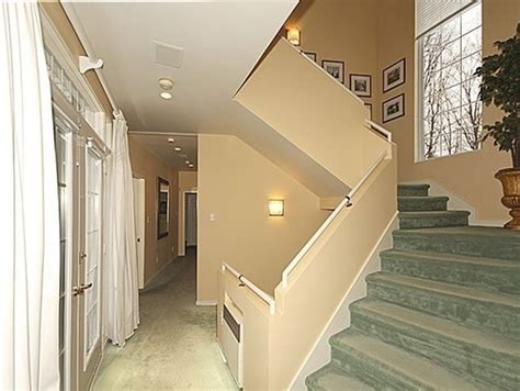 Basement Floor Stain by Help Needed To Transform Staircase With Drywall Railing