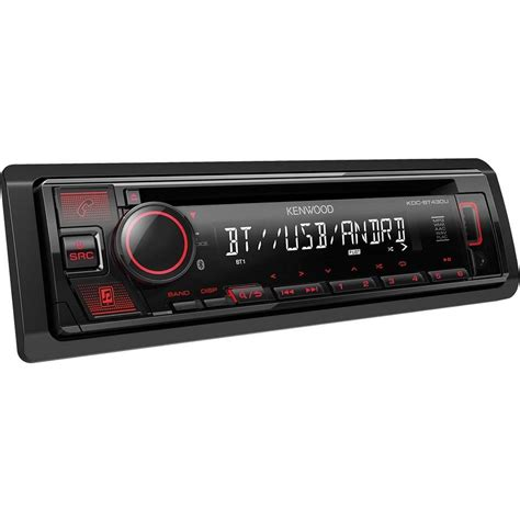 ingresso usb kenwood kdc bt430u autoradio con display lcd mp3 ingresso