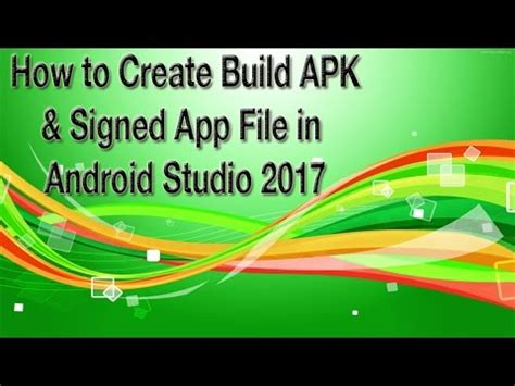 how to create apk file how to create build apk signed apk file in android studio urdu 2017