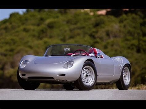 Porsche 60er by 1960 Porsche Rs60 3 465 000 Sold
