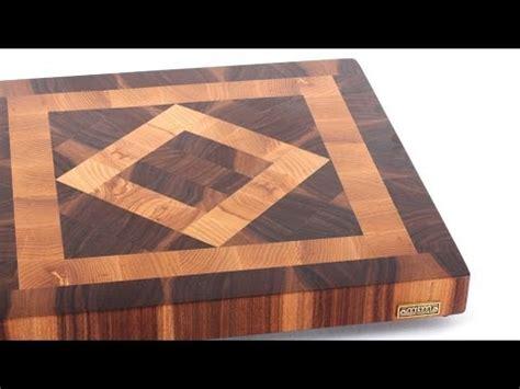 square   square  grain cutting board youtube