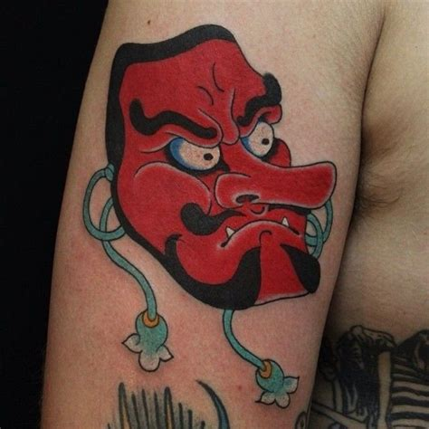 tengu tattoo 13 best tengu images on tengu