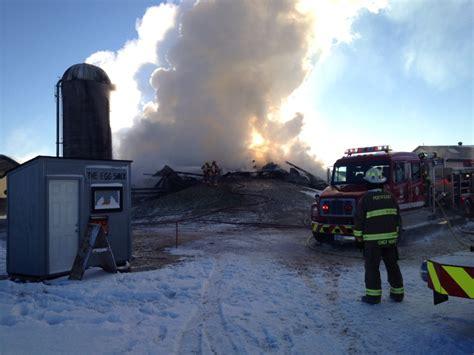Barn Kitchener by Destroys Barn Near Mitchell Ctv Kitchener News
