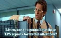 Office Space Tps Reports Quote 1000 Images About Bwahaaa Office Space On