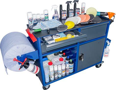 Werkzeugwagen Lackieren werkstattwagen pfa lackierer