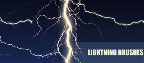 9 dark high quality photoshop lightning brushes   design chair