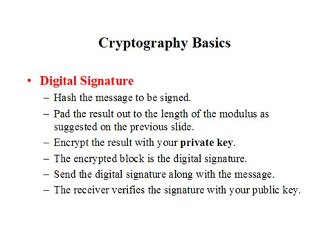cryptography tutorial cryptography training presentation