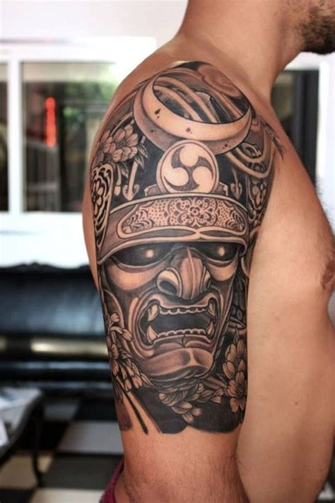 40 samurai warrior tattoo designs for men and women