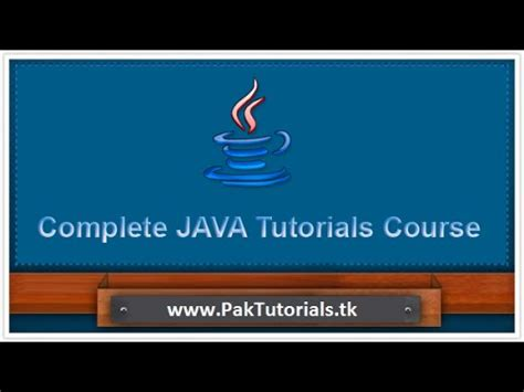java tutorial in urdu java tutorial in hindi full java tutorial in hindi