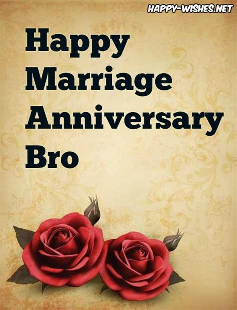 Happy anniversary images for brother   Sipe   Happy