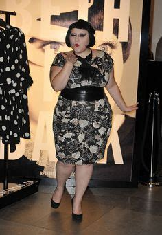 Beth Ditto Blames For Womens Poor Self Image by Beth Ditto Fashion Icon Beth Ditto